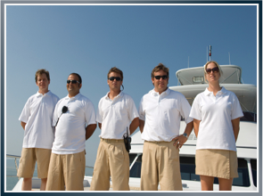 Private yacht and crew member injury claims