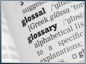 Glossary-Definition